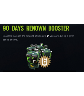 RENEW BOOSTER 90 DAYS