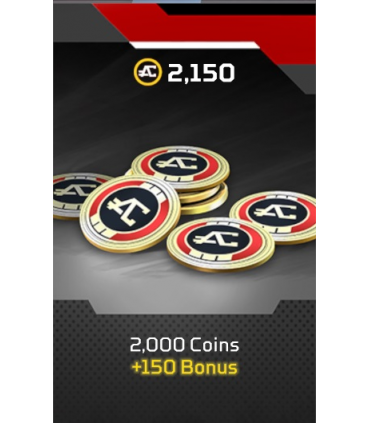 APEX : LEGENDS 2150 COINS