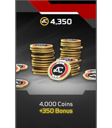 APEX : LEGENDS 4350 COINS