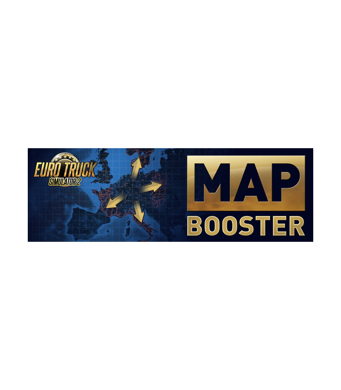 Euro Truck Simulator 2 Map Booster