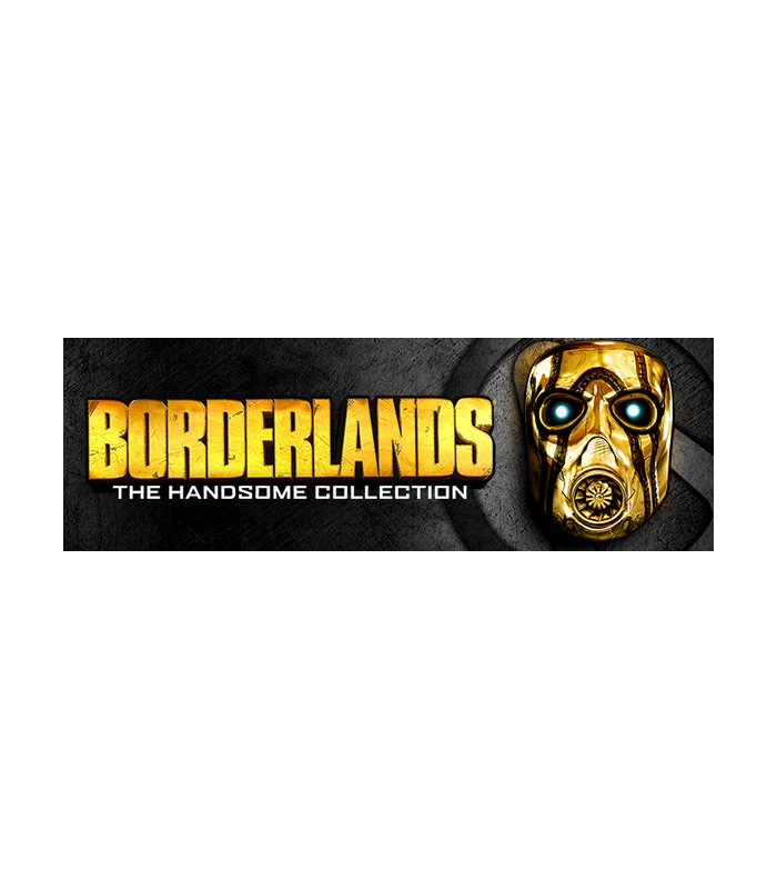 BORDERLANDS: THE HANDSOME COLLECTION - 1