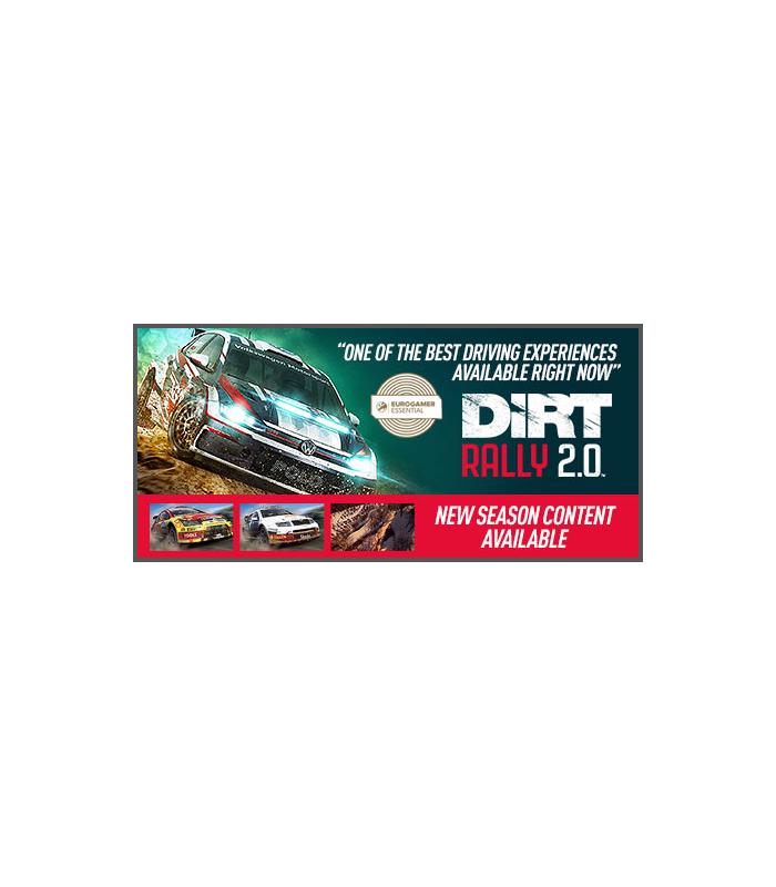 DiRT Rally 2.0 - 1