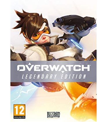 Overwatch Goty Edition