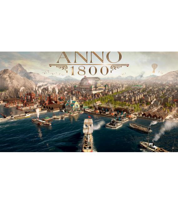 اکانت ANNO 1800