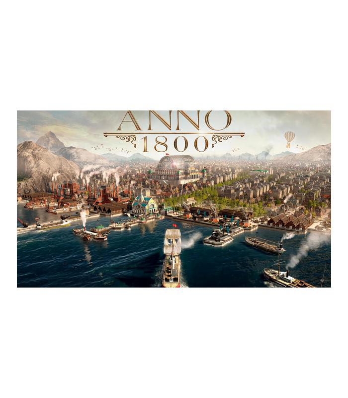 اکانت ANNO 1800  - 1