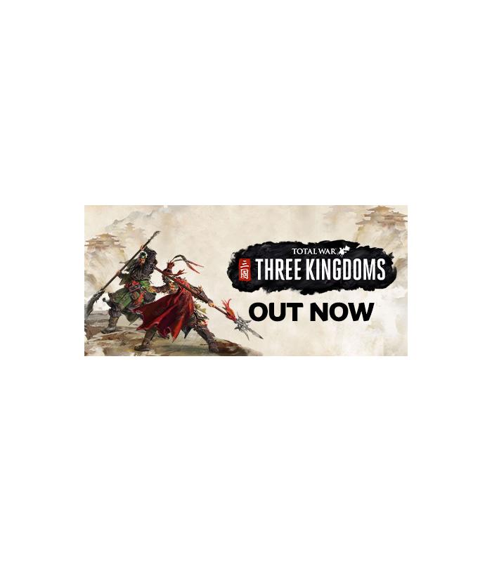 Total War: THREE KINGDOMS  - 1