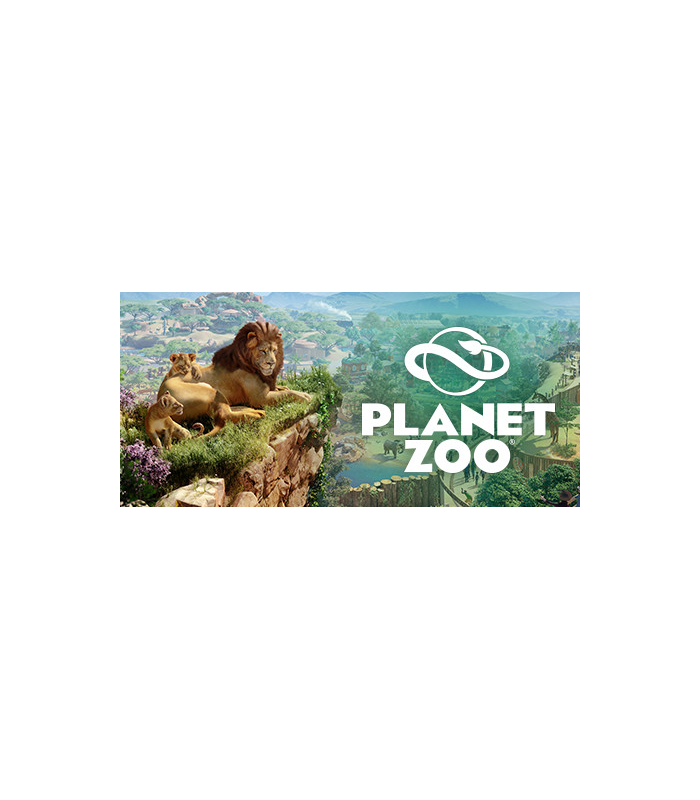 Planet Zoo - 1