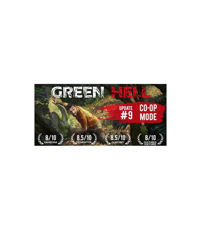 Green Hell  - 1