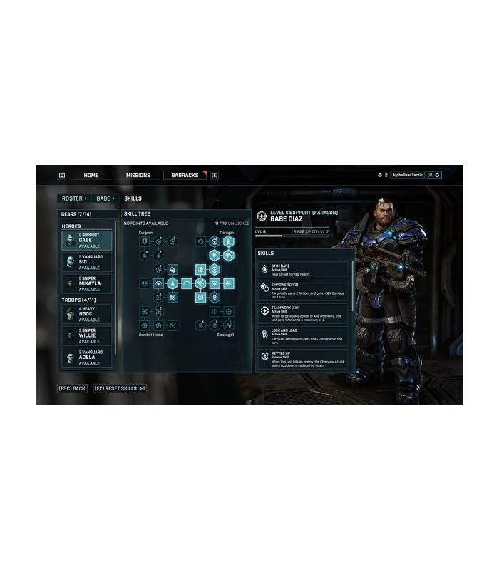 Gears Tactics  - 3
