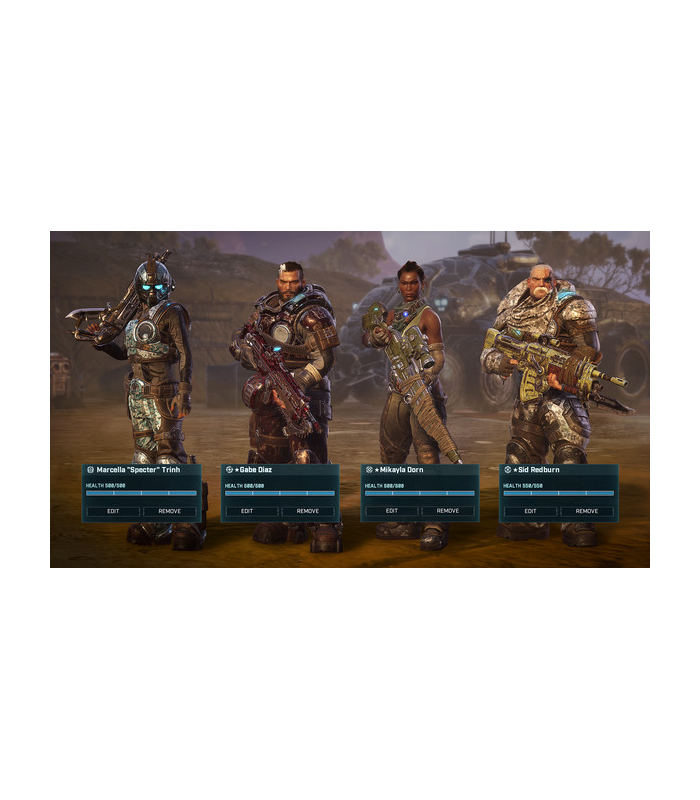 Gears Tactics  - 4
