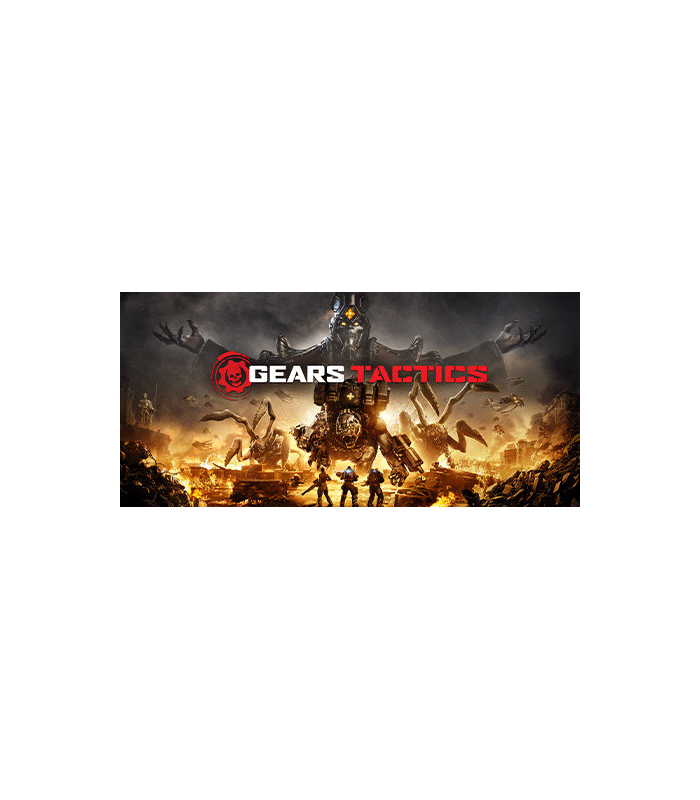 Gears Tactics  - 5