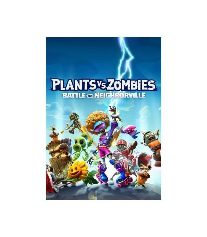Plants vs. Zombies: Battle for Neighborville - 1