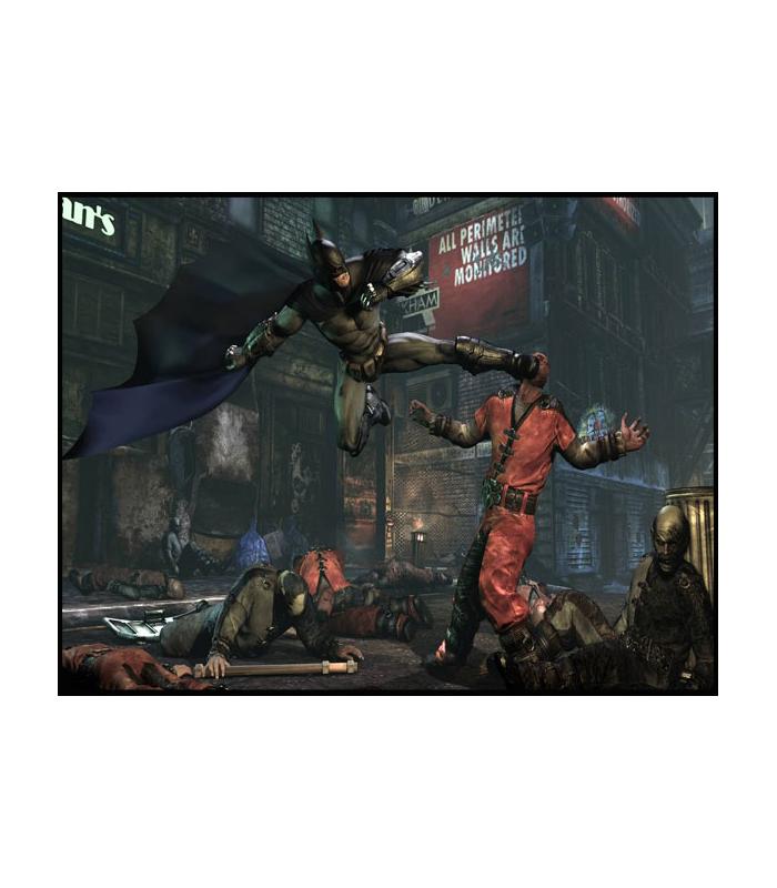 Batman: Arkham City GOTY Edition STEAM CD-KEY GLOBAL - 4