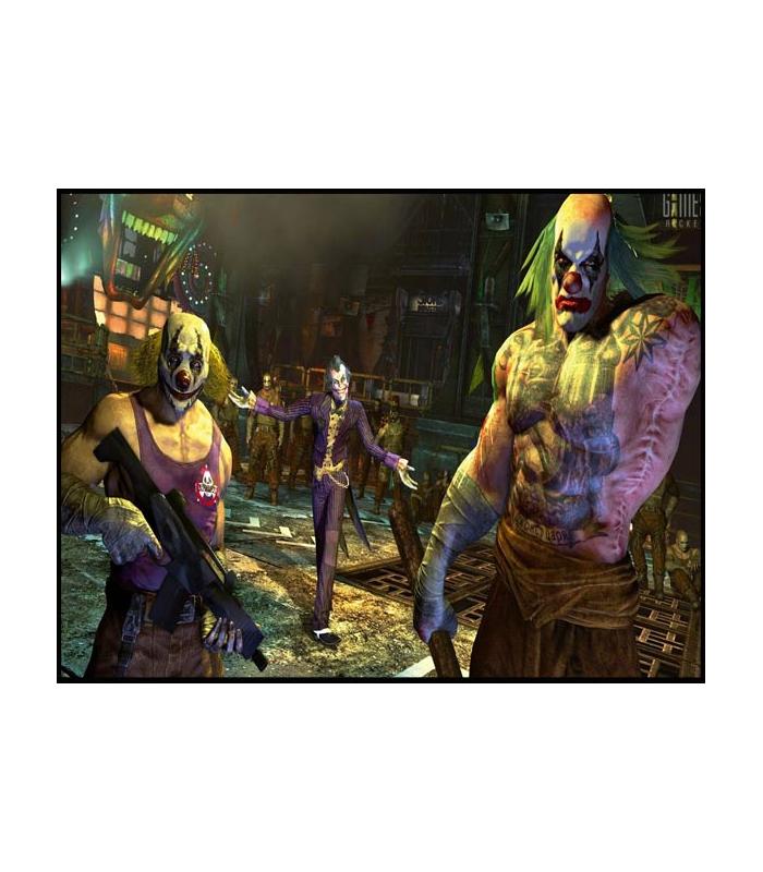 Batman: Arkham City GOTY Edition STEAM CD-KEY GLOBAL - 5