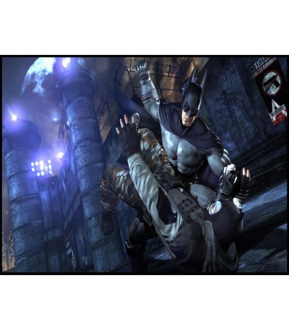 Batman: Arkham City GOTY Edition STEAM CD-KEY GLOBAL