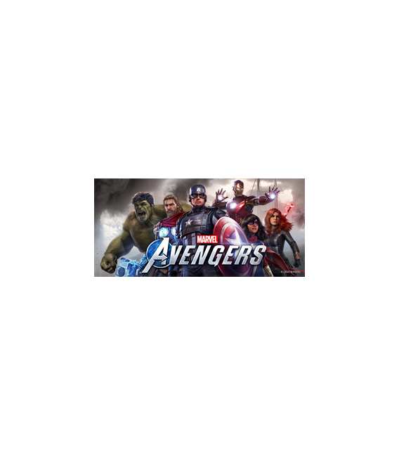 اکانت بازی Marvel's Avengers Deluxe Edition