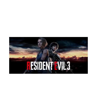اکانت بازی Resident Evil 3