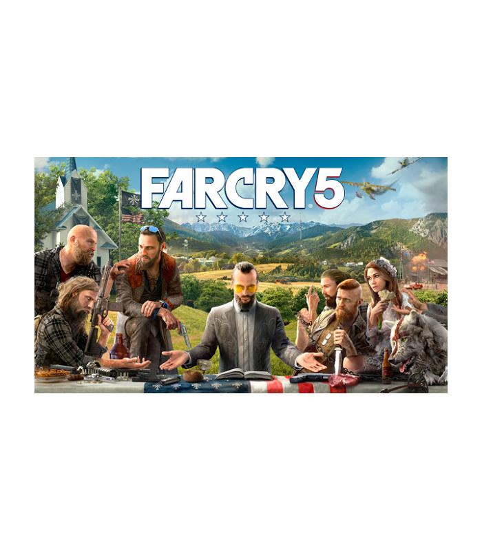 اکانت بازی  FAR CRY 5  - 1