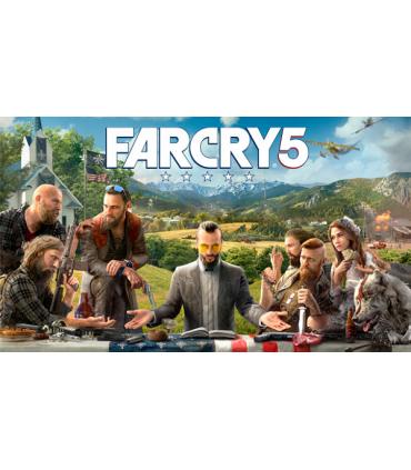 اکانت بازی FAR CRY 5