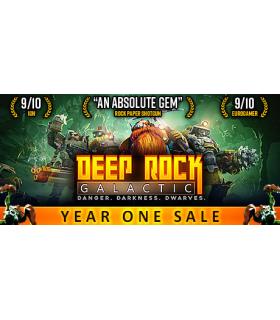 بازی Deep Rock Galactic