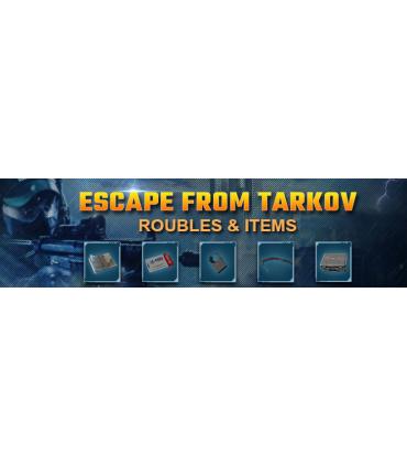 خرید پول بازی فرار از تارکو | ESCAPE FROM TARKOV