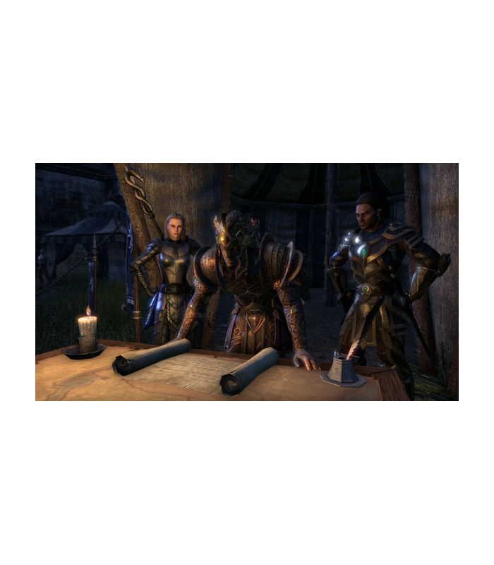 The Elder Scrolls Online: Tamriel Unlimited  - 4