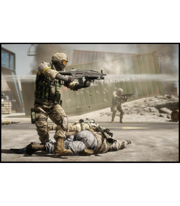 Battlefield: Bad Company 2  - 3