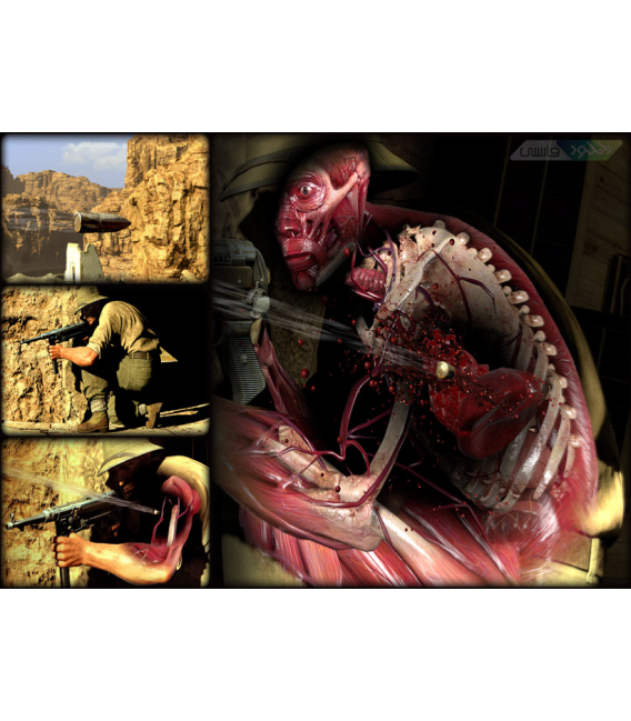 Sniper Elite III 3