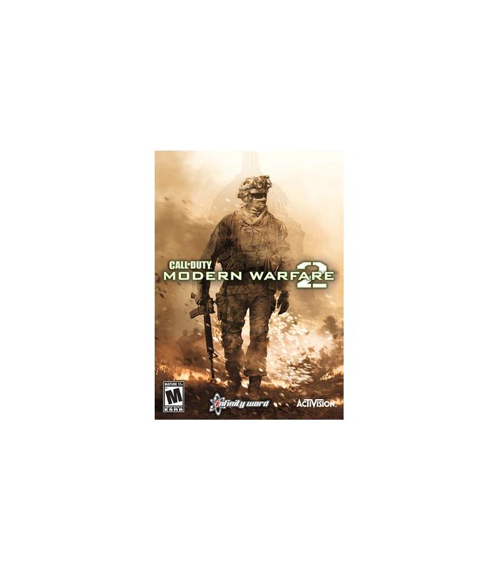 COD : MODERN WARFARE 2 - 1