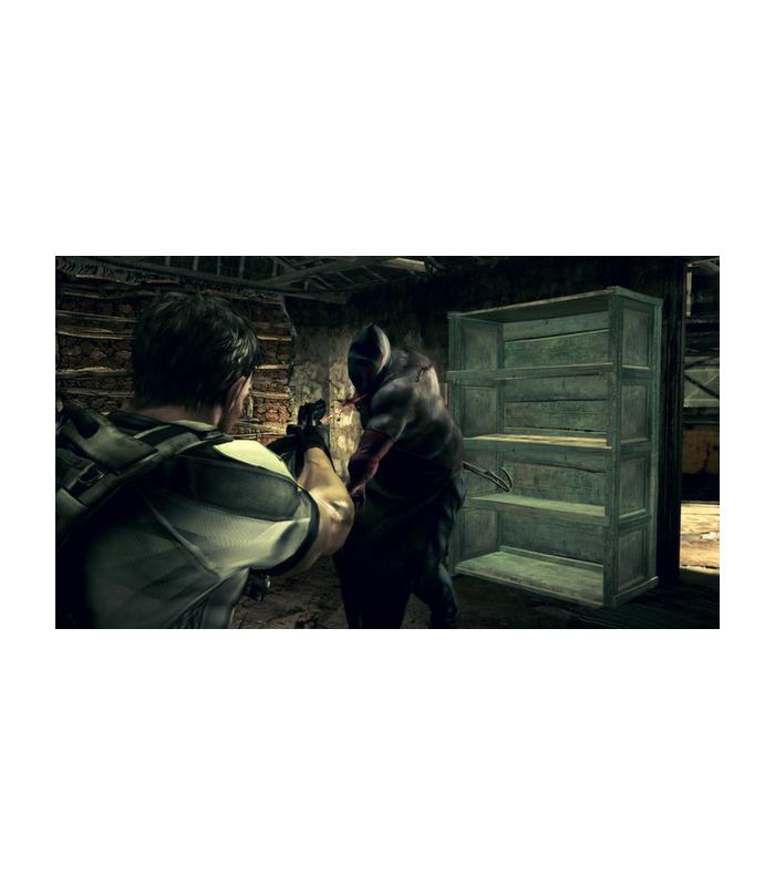 Resident Evil 5  - 1