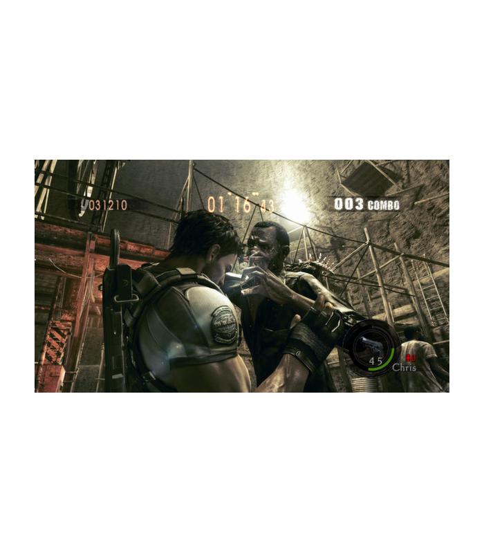 Resident Evil 5  - 2