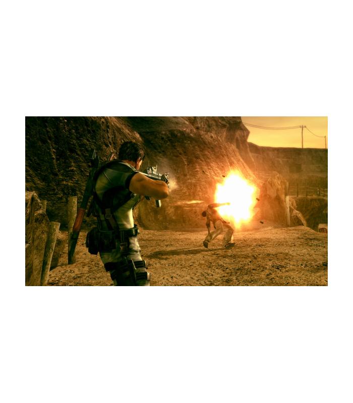 Resident Evil 5  - 3