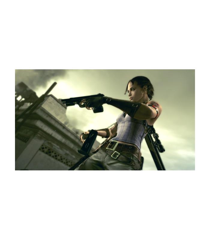Resident Evil 5  - 4