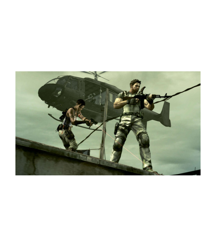 Resident Evil 5  - 5
