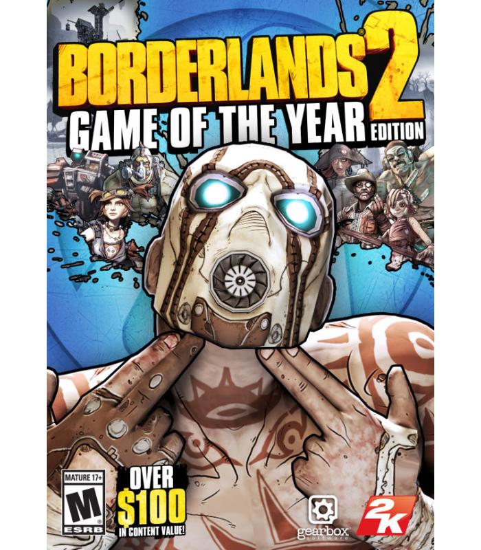 BORDERLANDS 2 :GOTY EDITION - 1