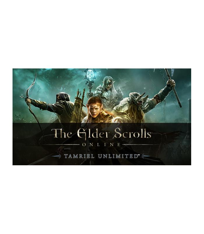 The Elder Scrolls Online: Tamriel Unlimited  - 1