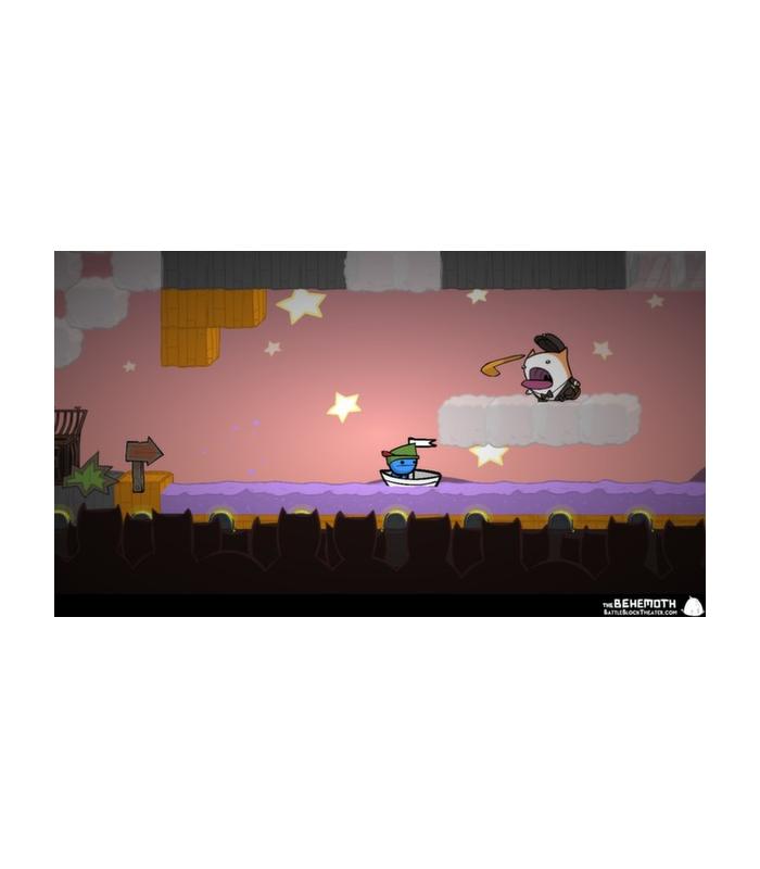 BattleBlock Theater - 7
