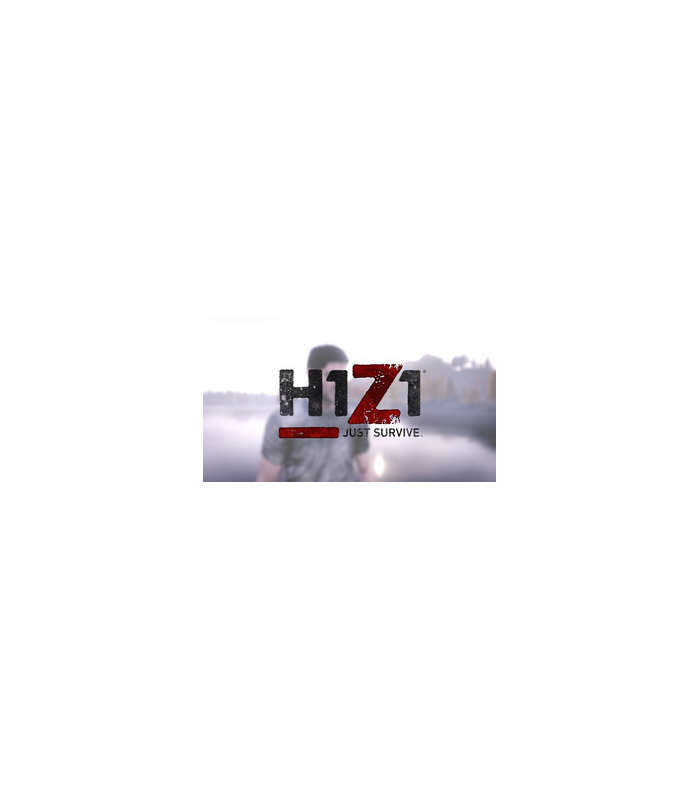 H1Z1 Just Survive + King of the Kill  - 1
