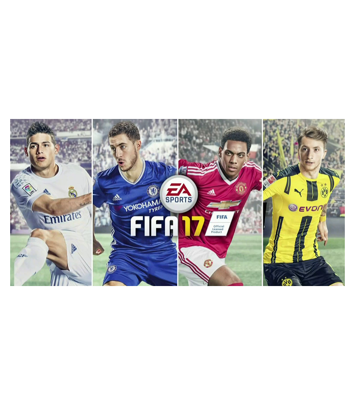 FIFA 17 PRE-ORDER Origin CD Key