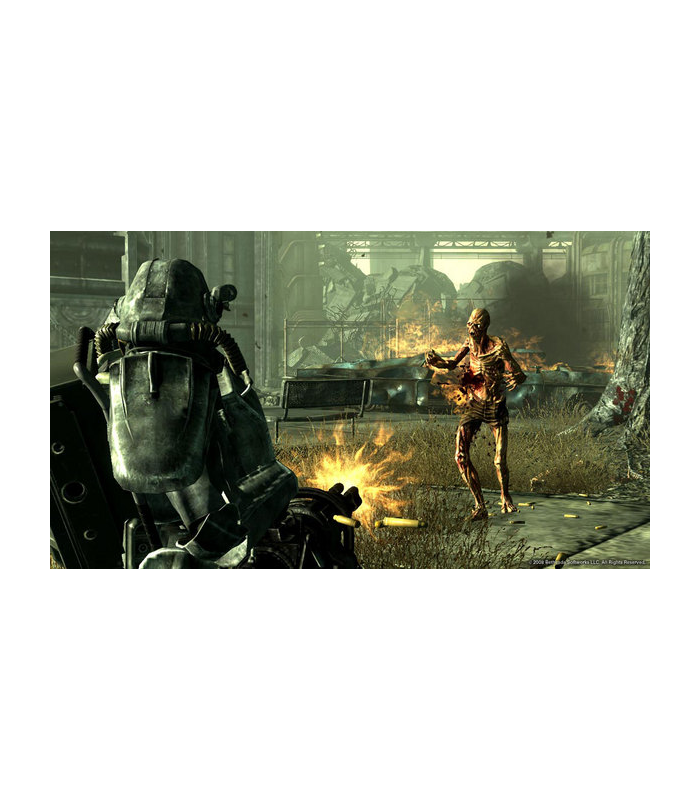 Fallout 3: Game of the Year Edition  - 1
