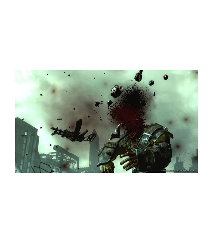 Fallout 3: Game of the Year Edition  - 2