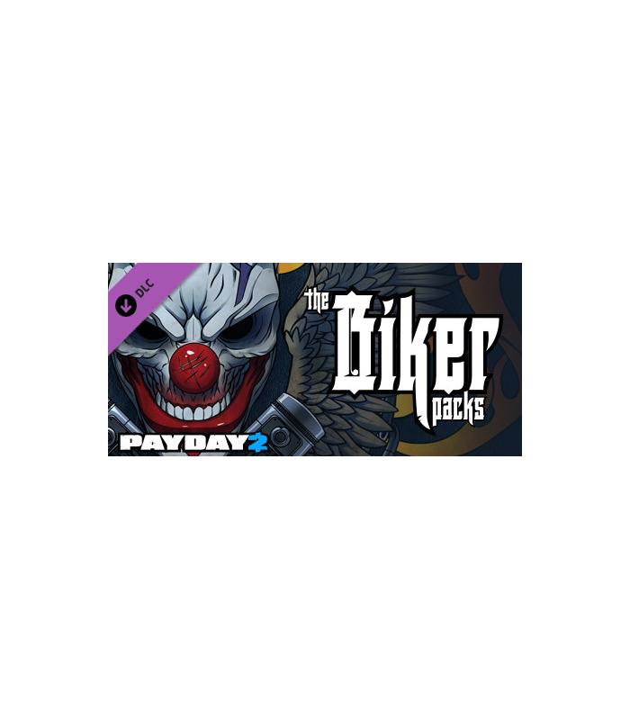 PAYDAY 2: The Biker Heist DLC - 1