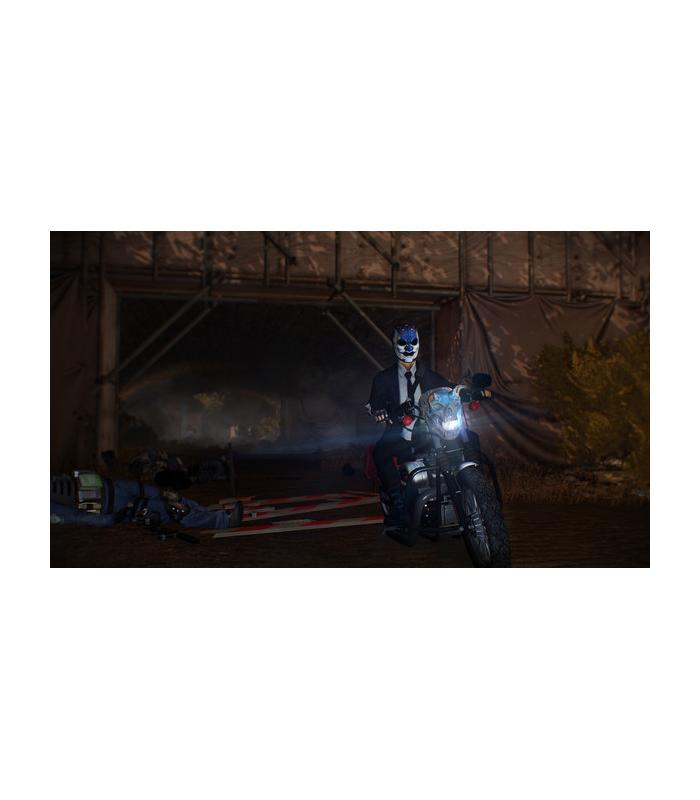 PAYDAY 2: The Biker Heist DLC - 2
