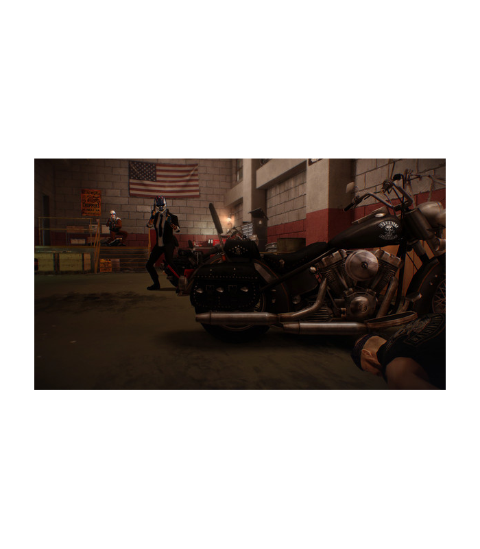 PAYDAY 2: The Biker Heist DLC - 3