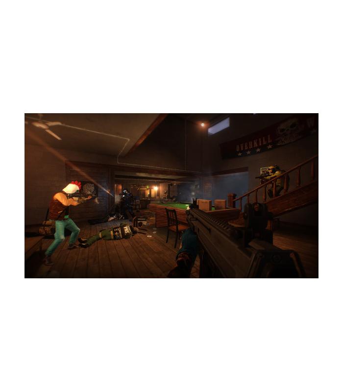 PAYDAY 2: The Biker Heist DLC - 4