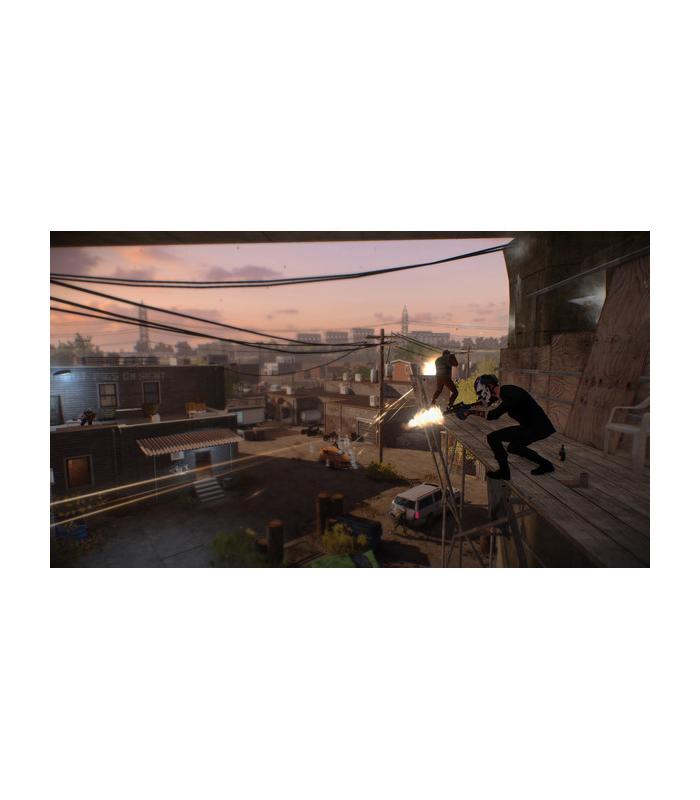 PAYDAY 2: The Biker Heist DLC - 8