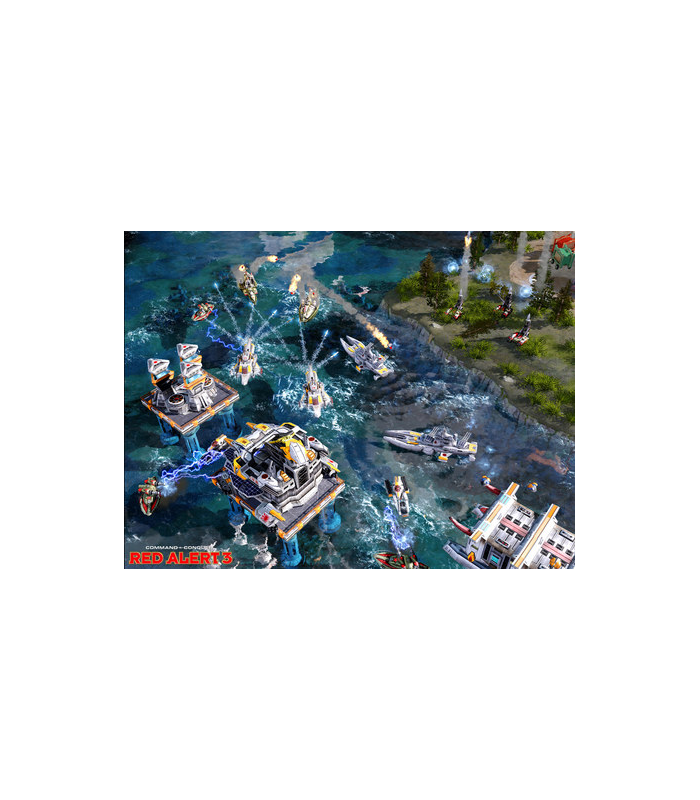 Command And Conquer Red Alert 3 - 2