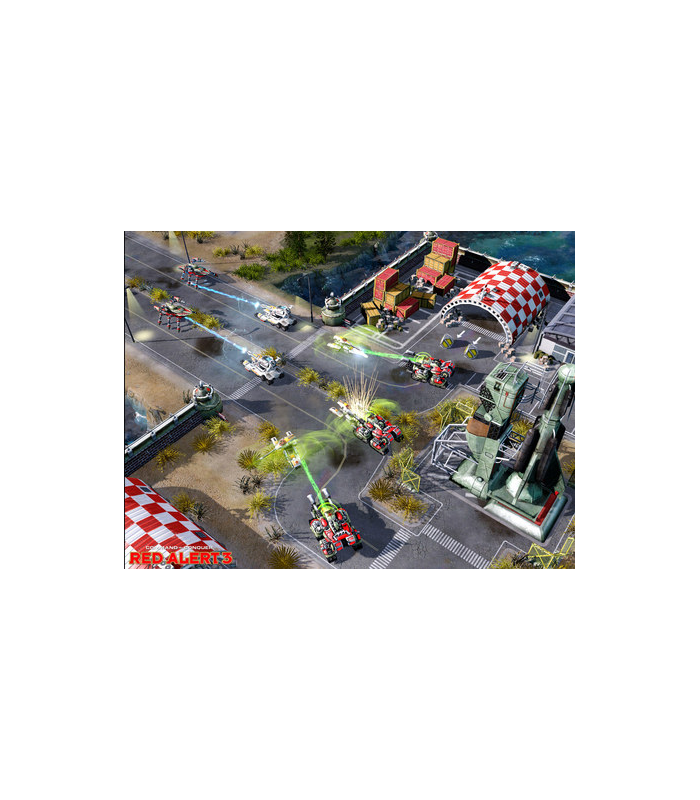 Command And Conquer Red Alert 3 - 3