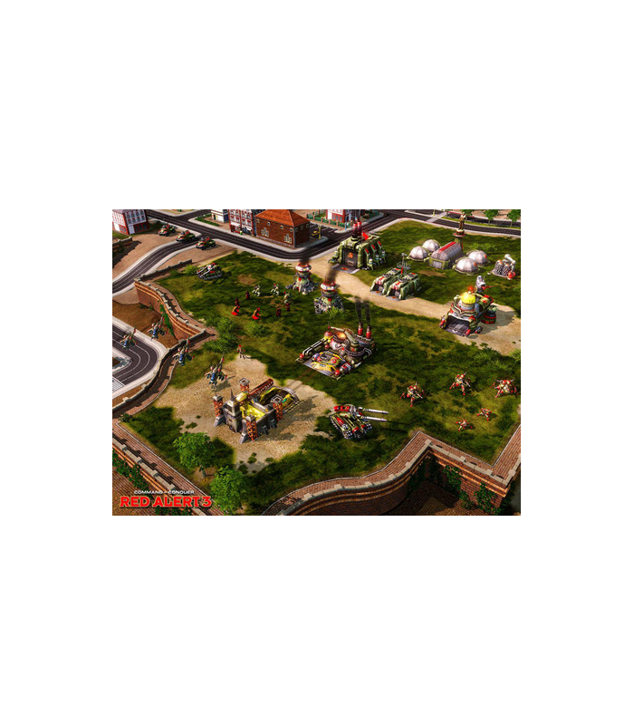 Command And Conquer Red Alert 3 - 4