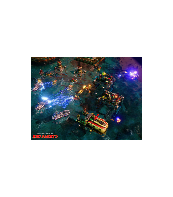 Command And Conquer Red Alert 3 - 5